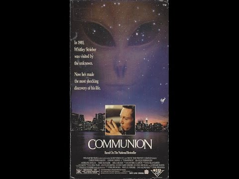 Communion (1989) Previews - Canadian VHS Release