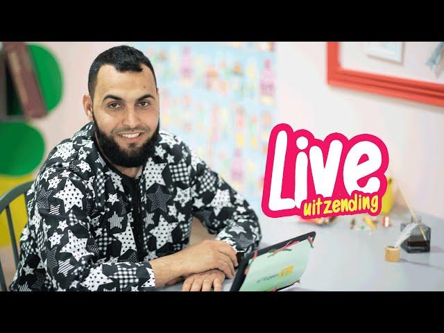 LIVE Uitzending
