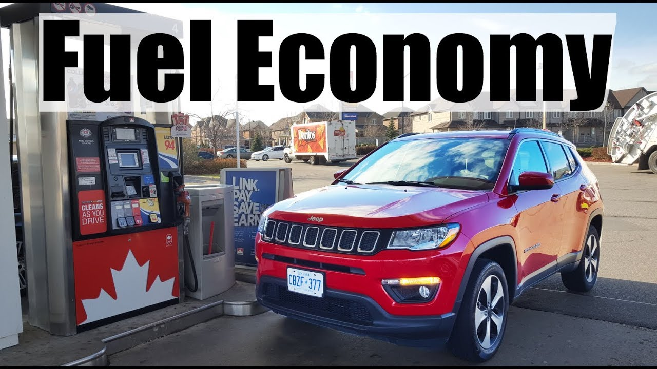2019 Jeep Comp Fuel Economy Mpg Review Fill Up Costs