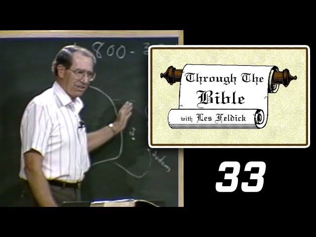 [ 33 ] Les Feldick [ Book 3 - Lesson 3 - Part 1 ] Abrahamic Covenant: Genesis 12-15
