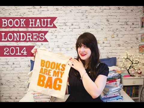 Book Haul: Londres (2014) | Melina Souza