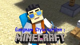 Download Video Gangnam Style Minecraft MP3 3GP MP4