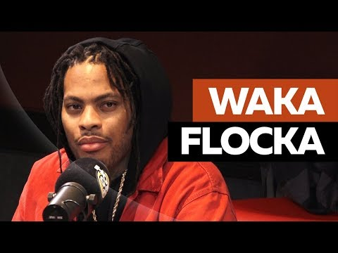 Waka Flocka Keeps It Real On Gucci Mane, Jemele Hill, Internet Rappers & Marriage