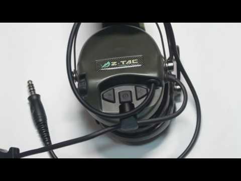 Активные наушники zSordin Headset(Official Version) Z 111