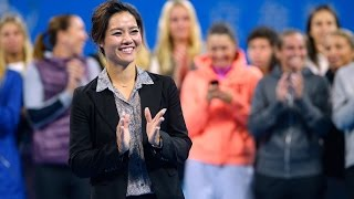 Repeat youtube video Li Na China Open Retirement Ceremony
