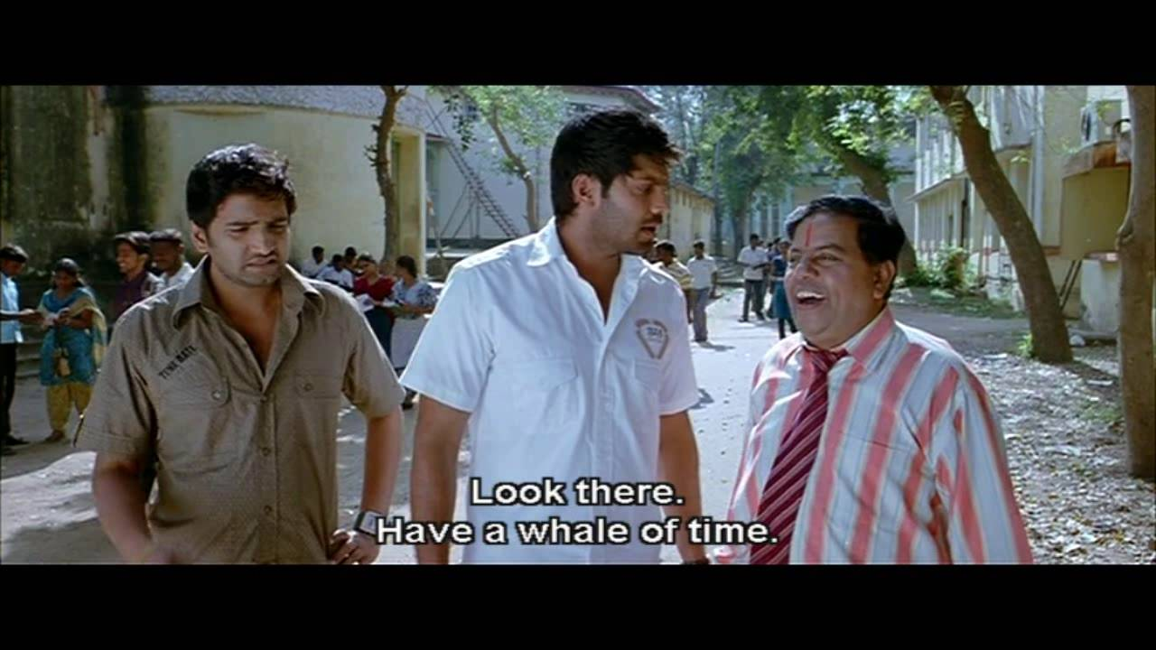 santhanam comedy dialogues boss engira baskaran