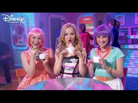 Liv and Maddie | Froyo Yolo Song | Official Disney Channel UK