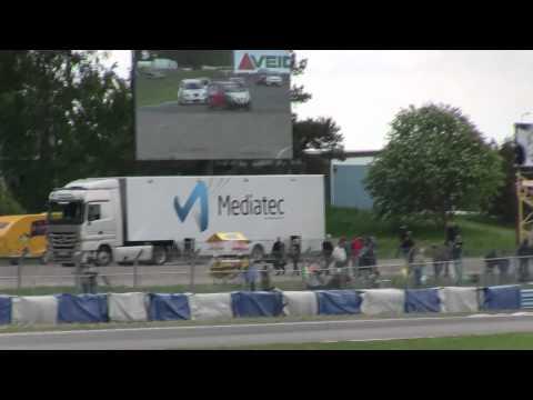 JTCC Mantorp 2011 Race 2