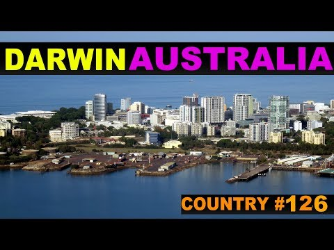 A Tourist's Guide to Darwin, Australia