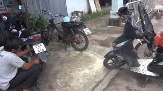 Ремонт мотобайка на Пхукете Тайланд