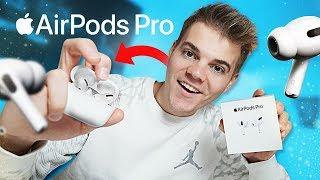 ich teste die NEUEN AirPods Pro von Apple (endlich..)