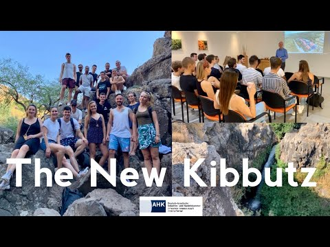 Internships In Israel • Shaping The Future With New Kibbutz