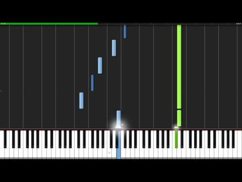 Eight Melodies - EarthBound [Piano Tutorial] (Synthesia)