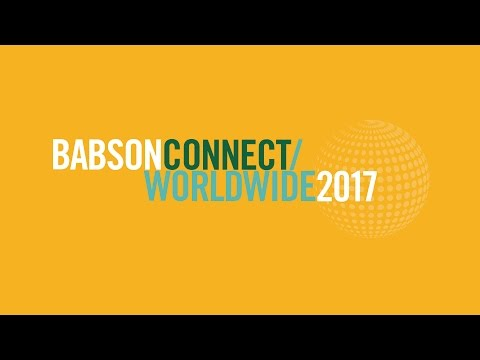 Babson Connect: Worldwide 2017