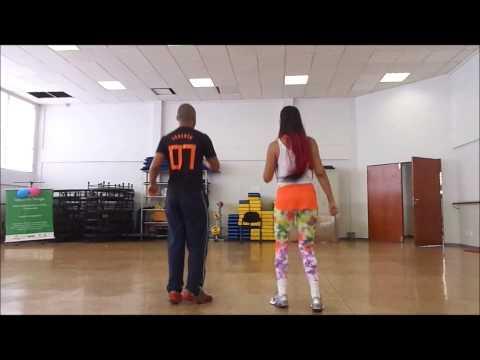 Coreografia Gustavo Lima - Só tem eu!  Sinara e Joberth