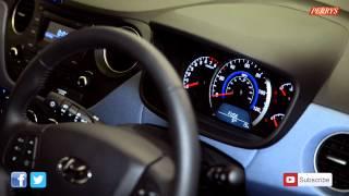 2015 Hyundai i10 Interior Review