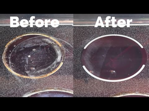 how to clean pumice stone with vinegar