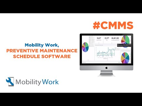 Mobility Work   Preventive Maintenance Schedule Software   CMMS GMAO