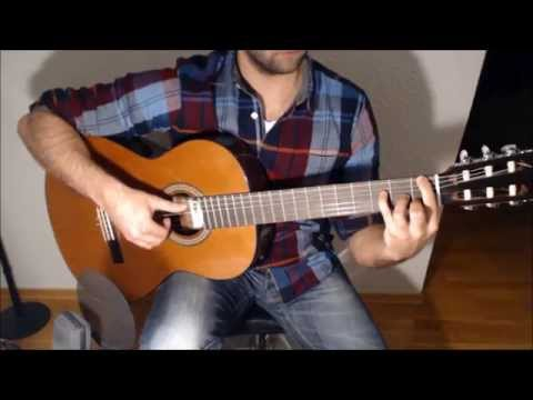 Dark World - The Legend of Zelda: A Link to The Past on Guitar