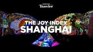 The Joy Index: Shanghai