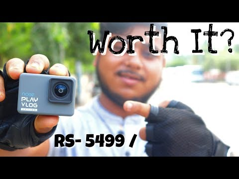 Repeat Best Budget Action Camera For Moto-Vlogging 2019 ! by