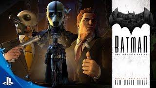 BATMAN - The Telltale Series Episode 3: