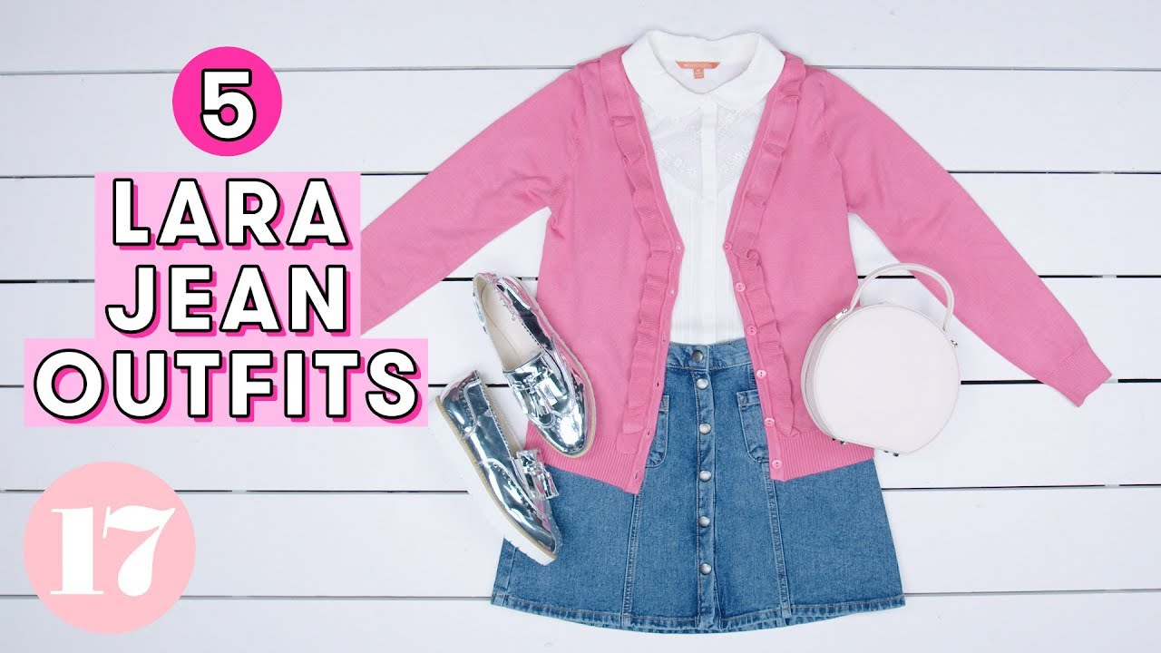 How to Get Lara Jean Covey's Style from 'To All the Boys I