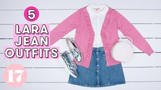 Lara Jean Outfits From 'To All the Boys I've Loved Before' | Style Lab