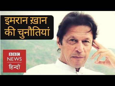 Challenges before Imran Khan in Pakistan Politics (BBC Hindi)