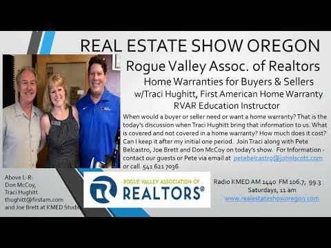 Real Estate Medford, Home Warranties for Buyers & Sellers