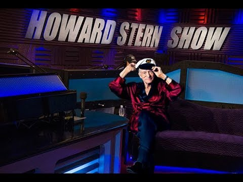 Hugh Hefner Interview - Howard Stern Show