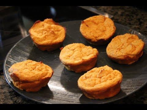 ★ DELICIOUS High-Protein Bodybuilding Muffins