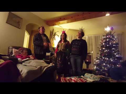 We Three Kings parody