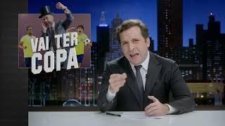 GREG NEWS com Gregório Duvivier | VAI TER COPA