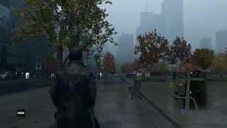 Watch_Dogs: Stroll through Millenium Park