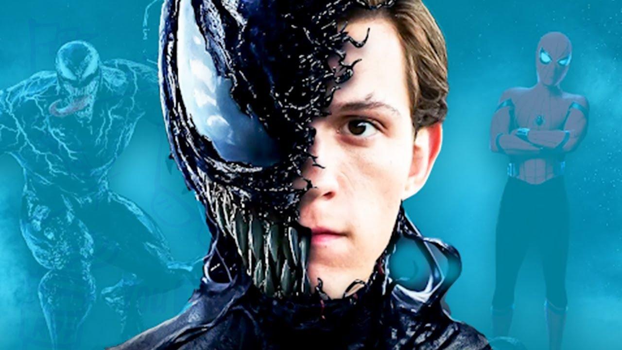 Venom Will Takeover Peter Parker In The MCU