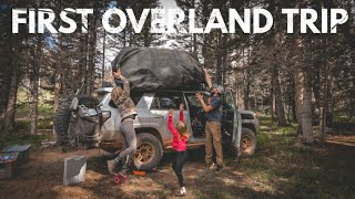 Start overlanding NOW - How to keep it simple, safe, & fun! [Getting Started 102]