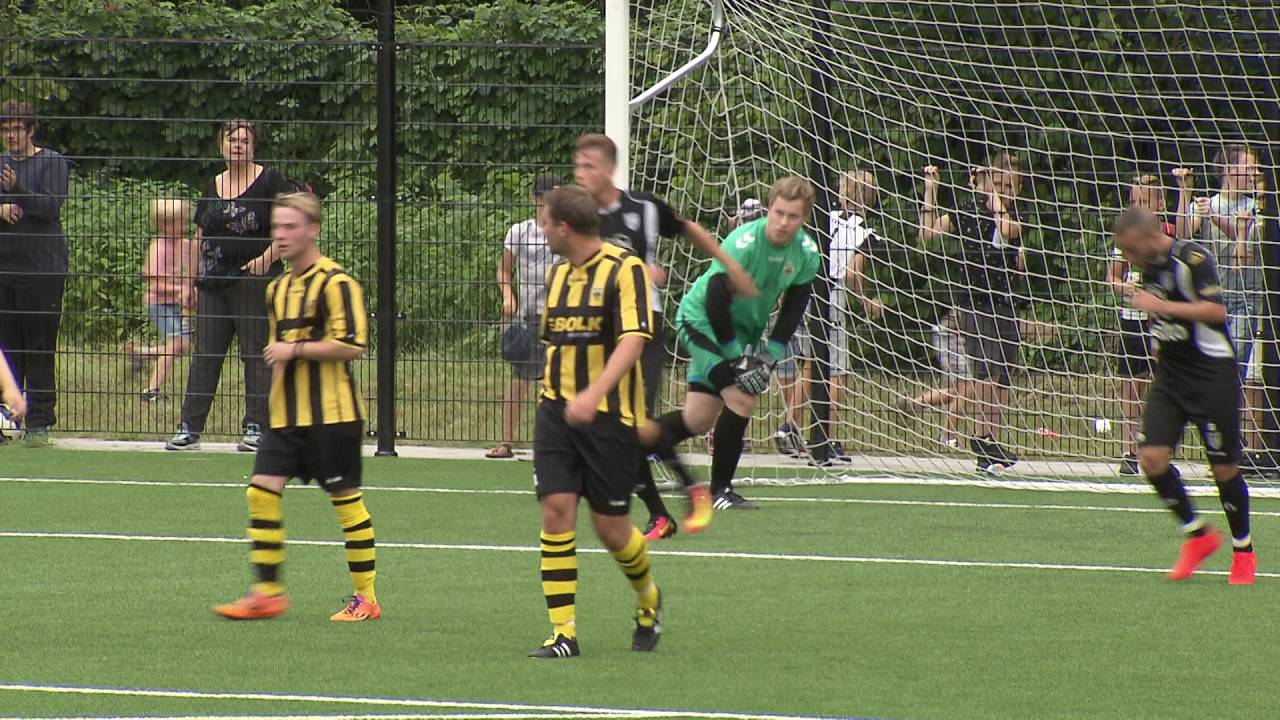 PH - Heracles Almelo 0-13 | 09-07-2016 | Samenvatting
