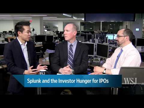 Splunk and the Investor Hunger for IPOs