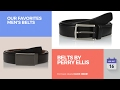 Belts By Perry Ellis Our Favorites Men's Belts