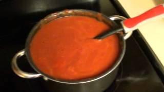 Kid Friendly Meal: Halloweenie Soup