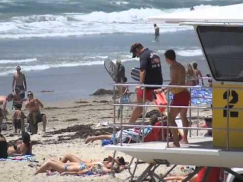 Pacific Beach Boardwalk and Beaches