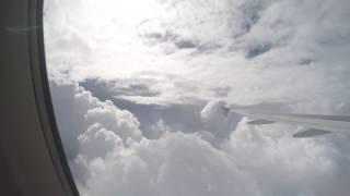 Amazing footage of Nimbostratus and Altocumulus cloud cover