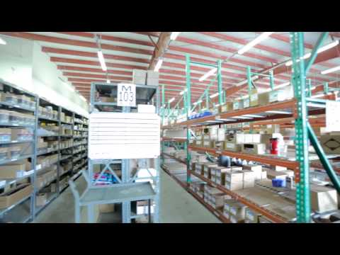 Wholesale Electric Supply Co. of Houston, Inc. Tx City location walk-through video