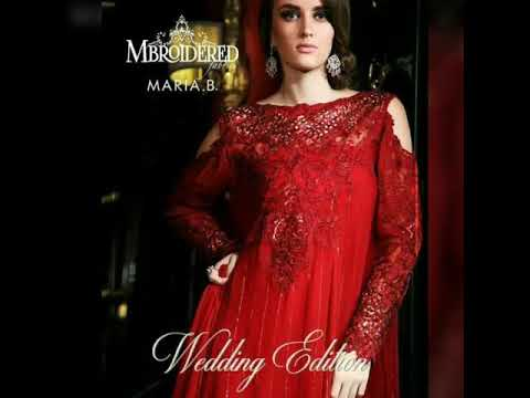 EMBROIDERED BRIDAL EDITION (INDIAN) - CALL WHATSAPP MAYSA COLLECTIONS