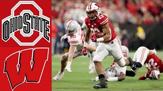 #1 Ohio State vs #8 Wisconsin First Half Highlights | College Football Highlights