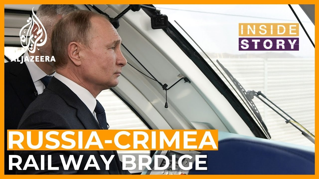 Is Vladimir Putin creating a new reality on the ground in Crimea?