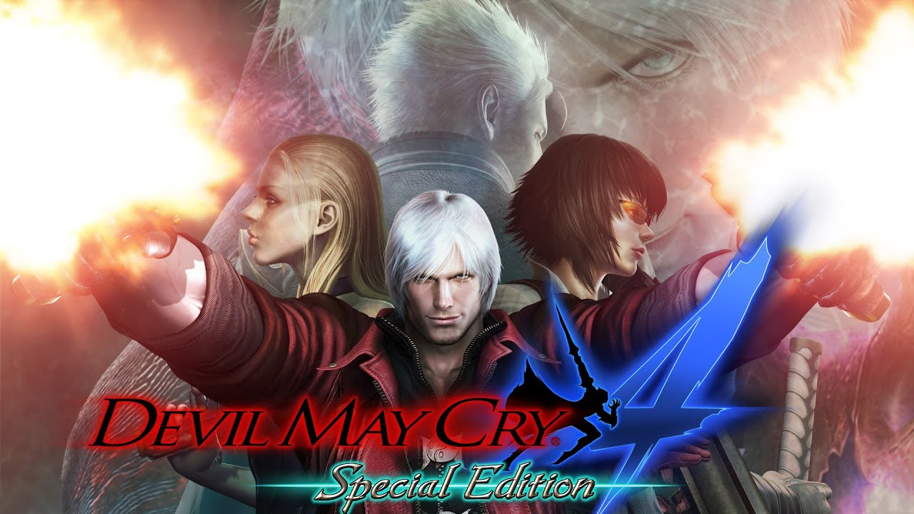 Devil May Cry 4 SE Trailer 2 YouTube