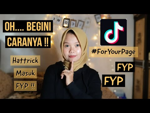 TIPS DAN CARA MEMILIH SOUND/MUSIC/LAGU TIKTOK AGAR MASUK BERANDA/FYP ! - AMAZING TIKTOK FYP !!