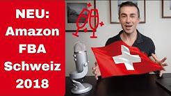 Amazon FBA Schweiz, Versand und Lieferung in die Schweiz für Verkäufer aus Deutschland